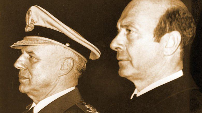 Großer Zapfenstreich für General Günther Kießling. Foto: MZ-Archiv