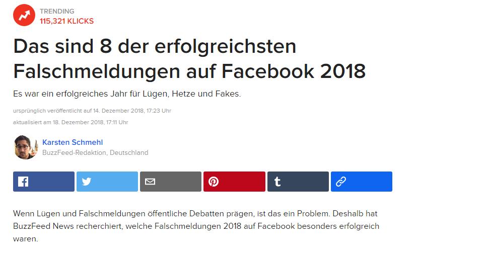 BuzzFeed News / Karsten Schmehl / Via Daten via Facebook/BuzzSumo