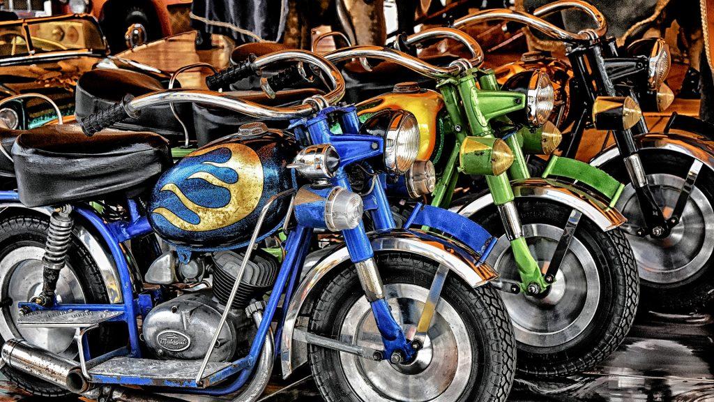 Motorrad-Karussell bald verboten? Foto von Alexas_Fotos / pixabay