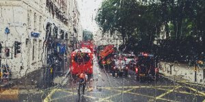 Regenwetter. Foto: Anjana Menon / Unsplash