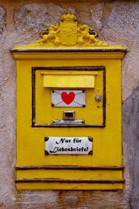 Hier ein harmloses Beispiel zum Thema Briefpost. Foto: Kranich17 / pixabay