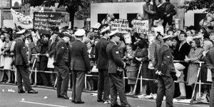 Studentenrevolte 1967/68, West-Berlin