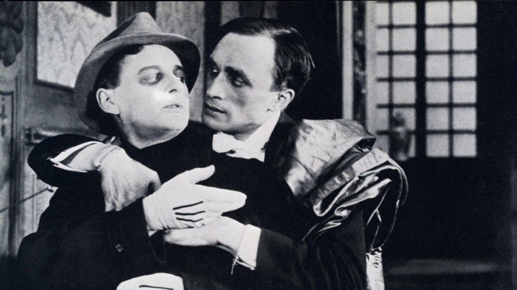 Conrad Veidt und Fritz Schultz. Foto: Archivio GBB Contrasto/laif