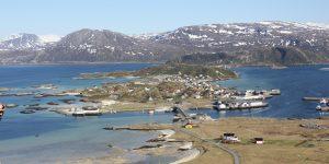 Die norwegische Stadt Sommarøy. Foto: Harald Groven / CC BY-SA 3.0 NO