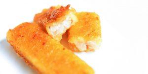 Eine Portion Fischstäbchen. Foto: congerdesign / Pixabay