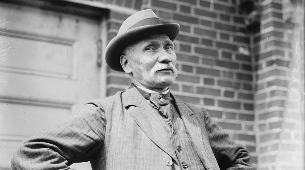 Friedrich Wilhelm Voigt, ausnahmsweise ohne Uniform