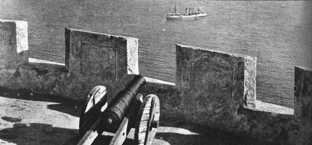SMS Berlin vor Agadir (1911)