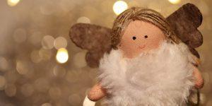 Weihnachtsengel. Foto: Annette Meyer/ Pixabay